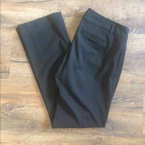 Express Columnist Black Pants Size 10R